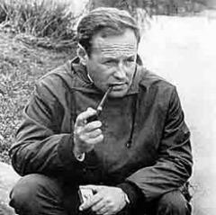 Олег Куваев, советский геолог, геофизик, писатель