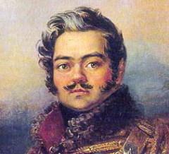 Денис Давыдов, русский поэт «Пушкинской плеяды», генерал-лейтенант, партизан