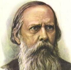 Михаил Салтыков-Щедрин, русский писатель-прозаик, сатирик