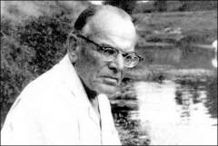Константин Паустовский, советский писатель