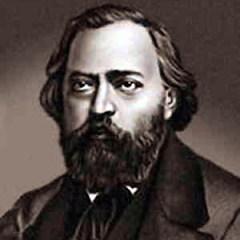 Николай Огарев, русский поэт, публицист, революционер
