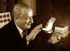 Ираклий Андроников, советский писатель, литературовед, мастер художественного рассказа, телеведущий