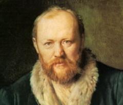 Александр Островский, русский драматург