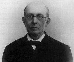 Константин Победоносцев, российский государственный деятель, ученый-правовед и публицист
